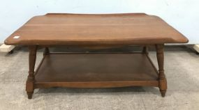 Farm Style Rectangle Coffee Table