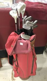Vintage Collection of Golf Clubs
