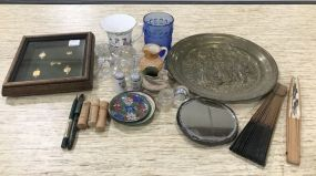 Assorted Collection of Vintage Items