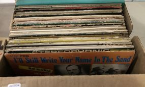Collection of Record Albums