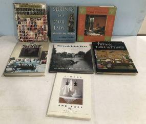 Seven Home Decor Books