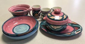 Collection of Gail Pittman Pottery