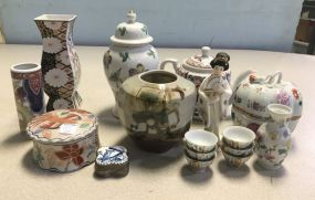 Oriental Pottery and Collectibles
