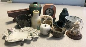 Collection of Decor Pottery