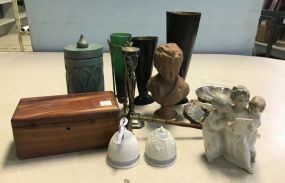 Assorted Collectibles and Decor