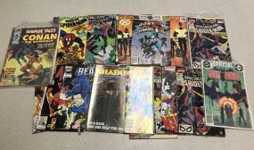Comic Book Grouping