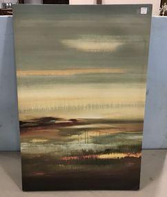 Modern Decor Giclee Canvas Art