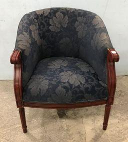 Federal Style Modern Club Chair