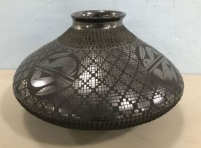 Mata Ortiz Hand Made Pot