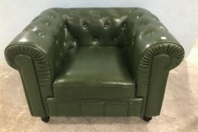 Chesterfield Tufted Club Chair