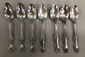 Benedict & Landers Silver Plate Demi Tasse