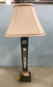 Modern Decor Mirrored Table Lamp