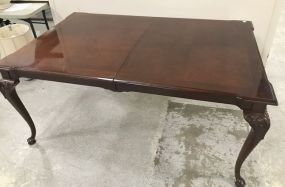Antique Reproduction Queen Anne Dining Table