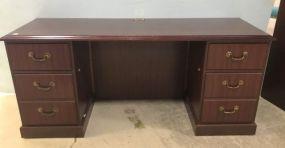 Office Credenza Desk