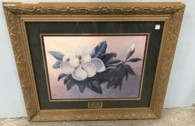 Our Magnolia Print by DJ Bushee