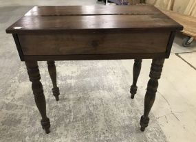 Small Lift Top Writing Desk