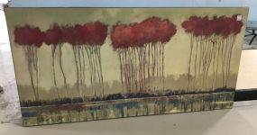 Rectangle Decorative Giclee Wall Art