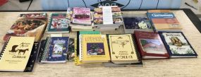 Collection of Assorted Cooking Books