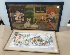 Christmas Decor Prints