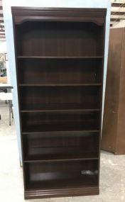 Pressed Wood Modern Bookcase