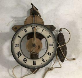 Baumann A. G. Gravity Clock