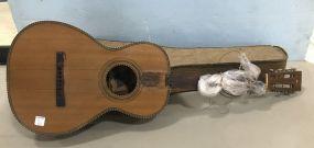 Sears Roebuck Silvertone Guitar