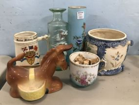 Porcelain and Pottery Pieces