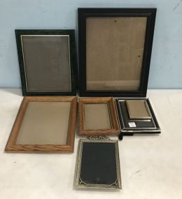 Assorted Group of Picture Frames