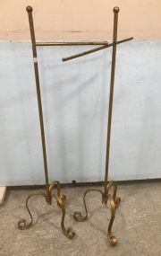 Gold Gilt Hanging Stand