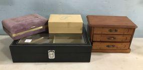 Jewelry Storage Boxes