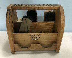 Esquire Footman Deluxe Set