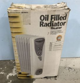 Convection 1500 Watts Oil Filled Radiator Heater
