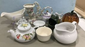 Pottery, and Porcelain Collectibles