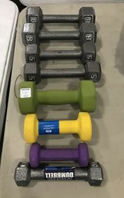 Group of Free Weights