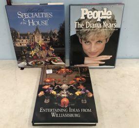 Biltmore Estate, Diana Years, and Williamburg
