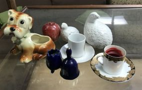 Collectible Pottery and China