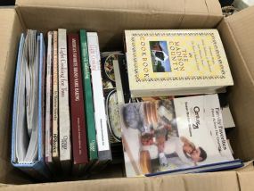 Box Collection of Cook Books