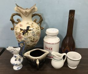 Decor Pottery Vases and Cups