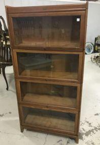 Gunn Barrister Bookcase