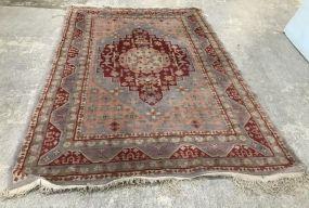 Persian Serapi Hand Made Area Rug
