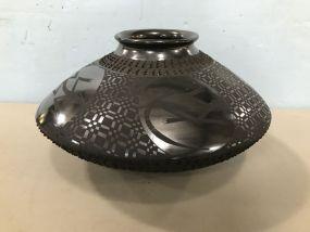 Mata Ortiz Hand Made Pot
