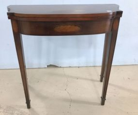 Zangerle Tables Federal Style Game Table