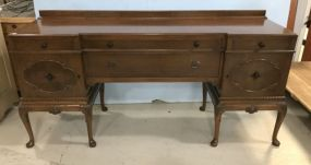 Berkey & Gay Queen Anne Sideboard