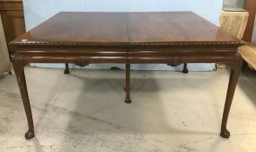 Berkey & Gay Queen Anne Dinning Table
