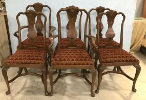 Berkey & Gay Queen Anne Dinning Chairs