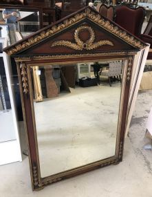 John Richard Antique Reproduction Empire Style Mirror
