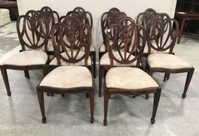 12 Antique Reproduction Sheraton Style Dinning Chair