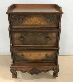 Antique Reproduction French Style Commode