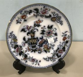 Imperial Stone Hand Painted Plate