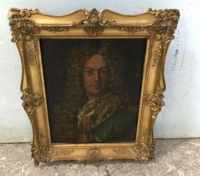 Antique Portrait Painting